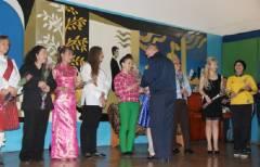 Осужденные женщины Приморья выступили с первым концертом