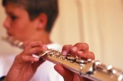 Они думают, что флейта — это только для девочек: юные музыканты рассказали о своем выборе