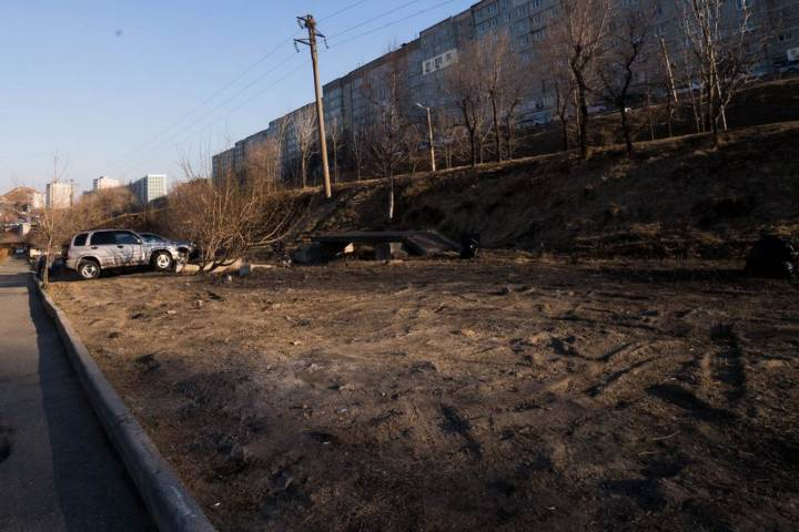 Откуда во Владивостоке берется грязь?
