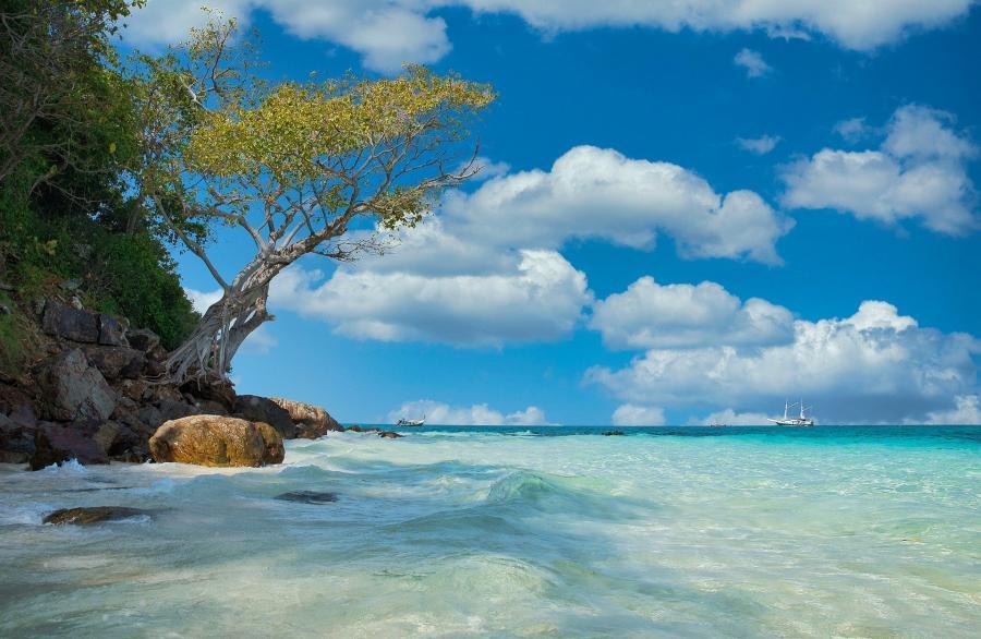 «Я подумала, что это Таиланд»: райское место нашли в Приморье