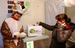 Жители села Филипповка выбрали имя для спасенной тигрицы