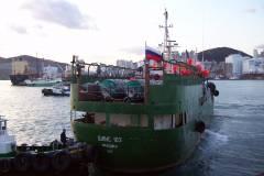 Спорное задержание рыбацкого судна заставило рыбаков искать защиту в прокуратуре