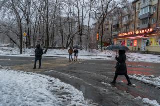 Фото: Татьяна Меель / PRIMPRESS | Завтра в Приморье будет ветрено, возможен снег