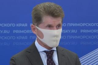 Фото: администрация Приморского края | «Наконец-то»: губернатор Приморья принял решение, которое от него ждали многие