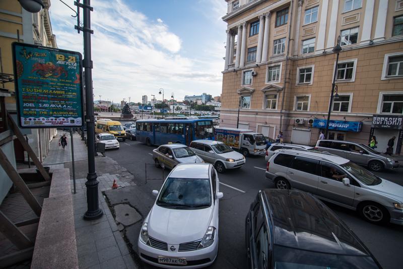 Пять типов нарушителей дорожного движения во Владивостоке
