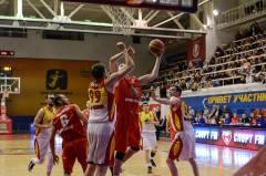 «Спартак-Приморье» и «Рязань» поборются за пятое место в плей-офф Суперлиги