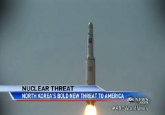 Северная Корея снова попыталась запустить ракету