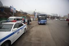Фото: Игорь Новиков   Пять компаний-перевозчиков оштрафованы во Владивостоке