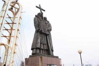 Фото: Екатерина Дымова   Это стыдно: памятники дальневосточной столицы разваливаются на глазах