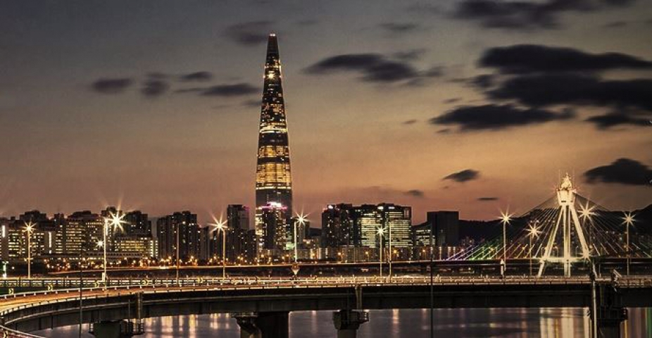 В Сеуле открылся один из самых высоких отелей в мире