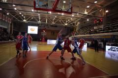 «Спартак-Приморье» сыграет с «Новосибирском» за третье место в Суперлиге