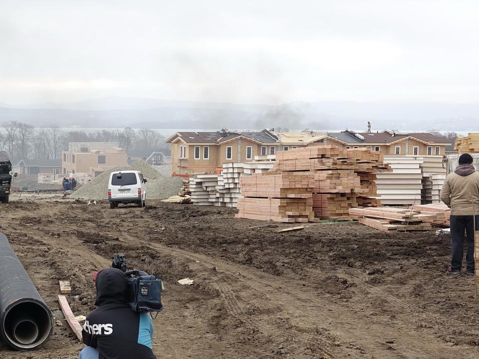 Депутаты Законодательного собрания Приморья проинспектировали ТОР «Надеждинская»
