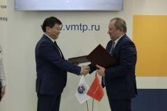 Фото: ВМТП   ВМТП и РЖДЛ создают совместный сервис перевозки сборных грузов