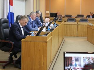 Фото: zspk.gov.ru   В Приморье изменятся нормы предвыборной агитации