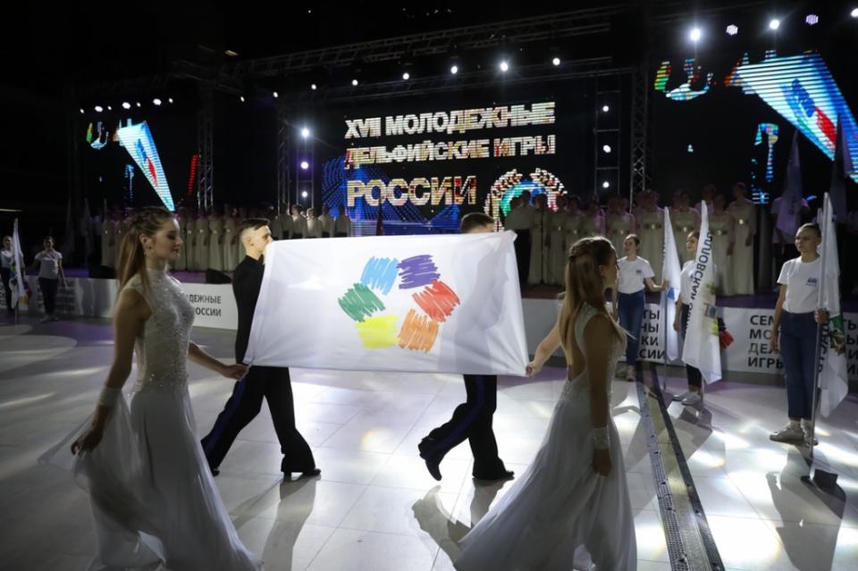 XVII молодежные Дельфийские игры стартовали в Приморье