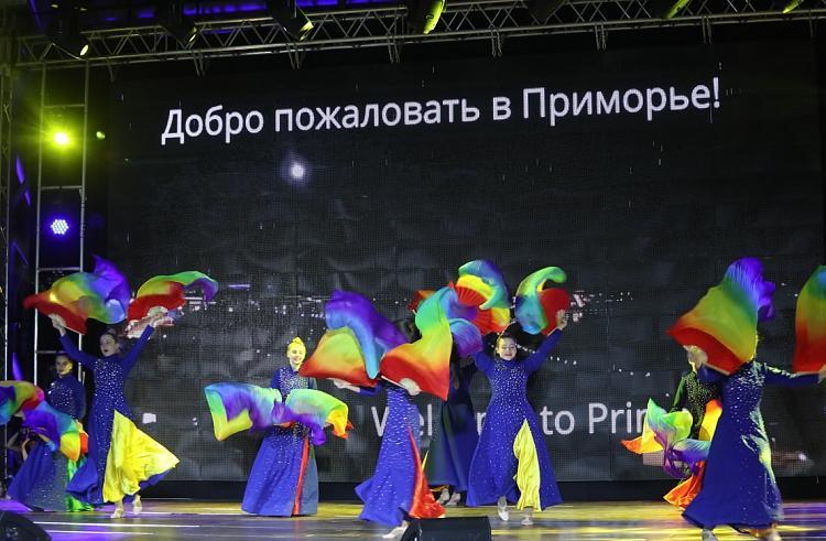Приморцы смогут посмотреть церемонию открытия Дельфийских игр на ОТВ-Прим