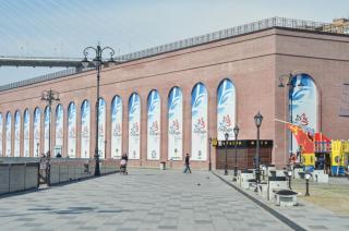 Фото: PRIMPRESS | «Вот это очень круто»: что появилось на набережной Цесаревича во Владивостоке