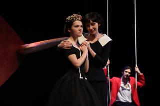 Фото: Екатерина Дымова / PRIMPRESS   Театр им. М. Горького представил репертуар на май 2021 года