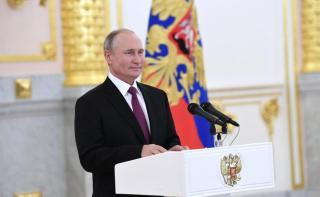 Фото: фото: kremlin.ru | Президент России объявил выходными дни с 1 по 10 мая