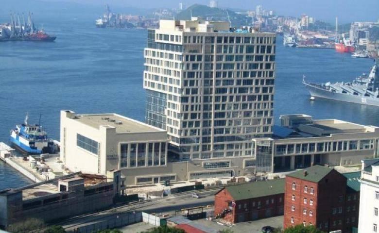 Отель для Hyatt воВладивостоке планируется достраивать накредиты