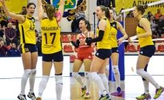 «Приморочка» заняла второе место в чемпионате Высшей лиги «А»