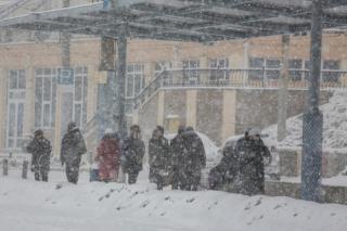 Фото: PRIMPRESS | Ливневый снегопад обрушится на Приморье через один день
