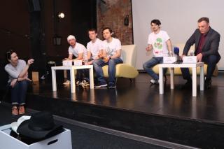 Фото: Екатерина Дымова / PRIMPRESS | Кризис среднего возраста: жители Владивостока скоро увидят спектакль-эксперимент