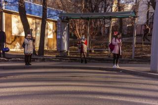 Фото: Анна Шеринберг / PRIMPRESS | В Приморье индекс самоизоляции вновь рухнул