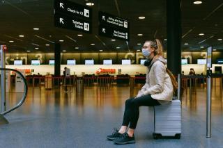 Фото: pexels.com | Россия введет масочный режим в самолетах после возобновления авиасообщения