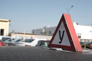 Фото: YouTube / Onliner Autovideo   «Мне страшно»: видео из учебного авто набирает популярность