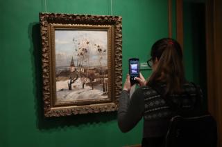 Фото: Екатерина Дымова / PRIMPRESS | Жители Владивостока смогут увидеть «Сокровища Нижегородского художественного музея» уже сегодня