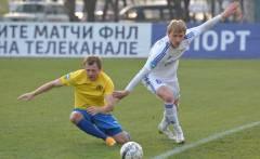 Встреча «Луча-Энергии» и «Волгаря» закончилась ничьей