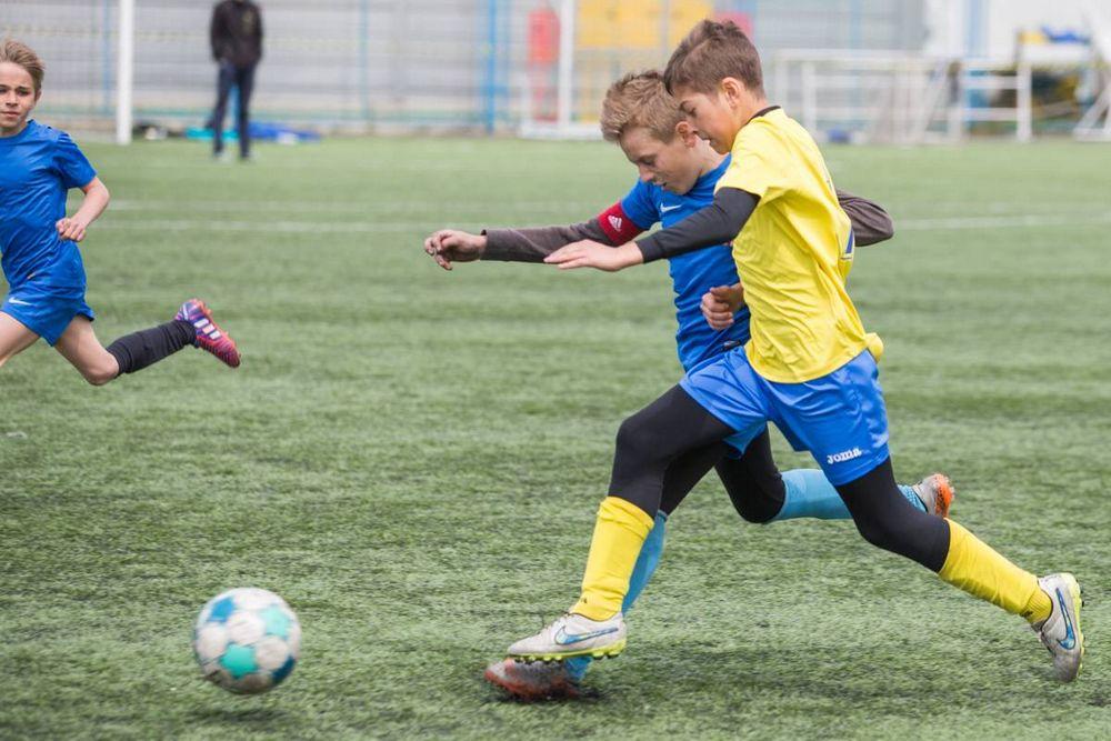 Во Владивостоке прошло первенство края по футболу