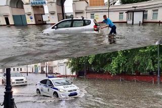 Фото: YouTube / Japan Auto   Шесть часов подряд: названо время наиболее сильного ливня во Владивостоке
