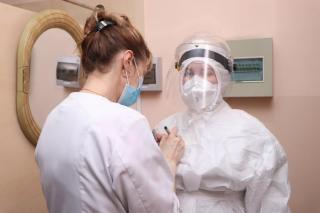 Фото: Екатерина Дымова/ PRIMPRESS | «Идем на снижение»: в Приморье выявляется все меньше новых случаев заражения COVID-19