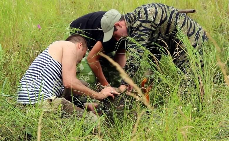 По ту сторону победы: Молодежь Приморья разыскивает останки погибших воинов