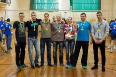 Приморские связисты сыграли в волейбол в преддверии Дня радио