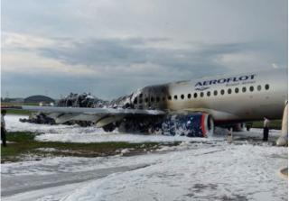 Фото: ГУ МЧС по Московской области | Настоящий герой: как погиб бортпроводник сгоревшего самолета в Шереметьево