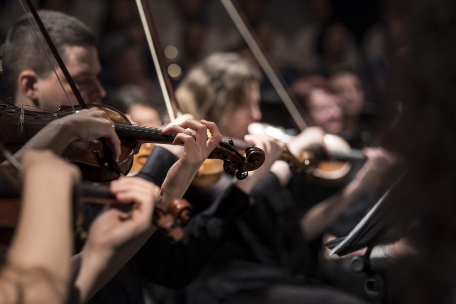 Пасхальный концерт на Приморской сцене в рамках юбилейного XX Московского Пасхального фестиваля