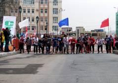 В честь Великой Победы приморцы испытали себя в беге