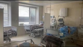 Фото: кадр из видео   Видео: шокирующее признание пациента коронавирусного госпиталя во Владивостоке