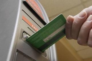 Фото: PRIMPRESS | Вводятся ограничения на снятие наличных денег с банковских карт
