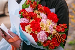 Фото: «Далькомхолод» | «Далькомхолод» поздравил ветеранов-портовиков с Днем Победы