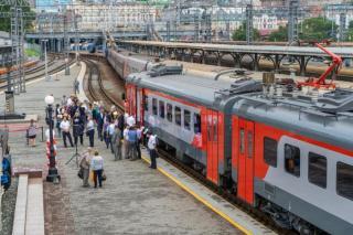 Фото: PRIMPRESS | «Прям мурашки по коже»: видео с ж/д станции Владивостока обсуждают в Сети