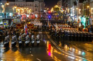 Фото: Татьяна Меель / PRIMPRESS | Парад Победы: во Владивостоке прошла генеральная репетиция