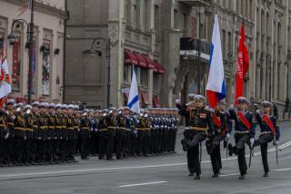 Фото: Татьяна Меель / PRIMPRESS | Озвучена программа мероприятий ко Дню Победы на 9 мая во Владивостоке