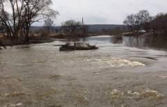 На большинстве рек Приморья поднялся уровень воды