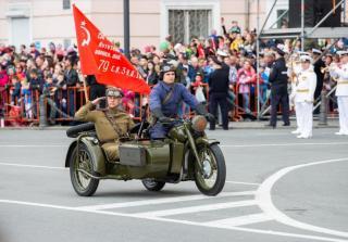 Фото: Татьяна Меель   Тест PRIMPRESS: Приморье и Великая Отечественная война