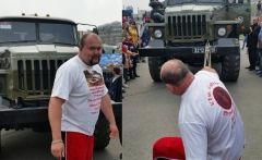 Приморский богатырь Иван Савкин установил новый мировой рекорд в День Победы