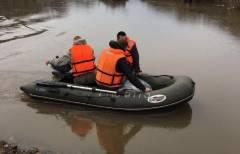 На реках Приморья сохраняется подъем уровня воды